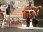 10 Aug 06 - Seated Calf Raises